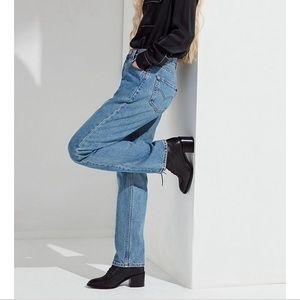 Levi's Jeans - Levi's 505 Medium Dark Wash Mens or Womens